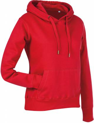 Stedman Active Sweat Hoody Damen purpurrot, Grösse XL