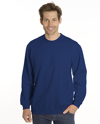 SNAP Sweat-Shirt Top-Line, Gr. L, Farbe navy