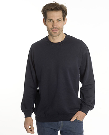 SNAP Sweat-Shirt Top-Line, Gr. 2XL, Farbe schwarz
