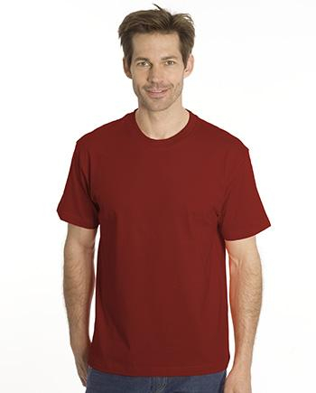 SNAP T-Shirt Flash-Line, 6XL, dunkelrot