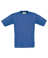 T-Shirt B&C Exact 190 Kids, Royalblue, Gr. 116