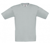 T-Shirt B&C Exact 190 Kids, Pacific Grey, Gr. 116