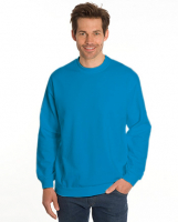 SNAP Sweat-Shirt Top-Line, Meerblau, Gr. 4XL