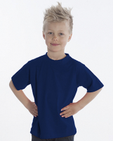 SNAP T-Shirt Basic-Line Kids, Gr. 164, Farbe navy