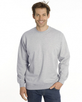 SNAP Sweat-Shirt Top-Line, Gr. M, Farbe grau meliert