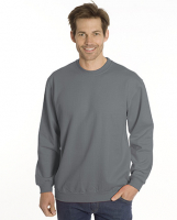 SNAP Sweat-Shirt Top-Line, Gr. XL, Farbe stahlgrau