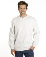 SNAP Sweat-Shirt Top-Line, Gr. 6XL, Farbe Asche