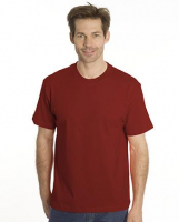 SNAP T-Shirt Flash-Line, 5XL, dunkelrot