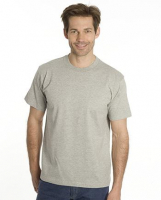 SNAP T-Shirt Flash-Line, Gr. 3XL, grau meliert