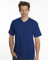 SNAP T-Shirt Flash Line V-Neck Unisex, navy, Gr. 5XL