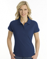 SNAP Polo Shirt Top-Line Women navy, Grösse 3XL