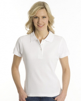 SNAP Polo Shirt Top-Line Women weiss, Grösse XL